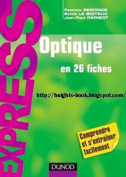 Télécharger Livre Gratuit Optique en 26 fiches pdf