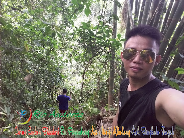 Curuq Embun Bidadari Desa Penembang Kecamatan Merigi Kelindang