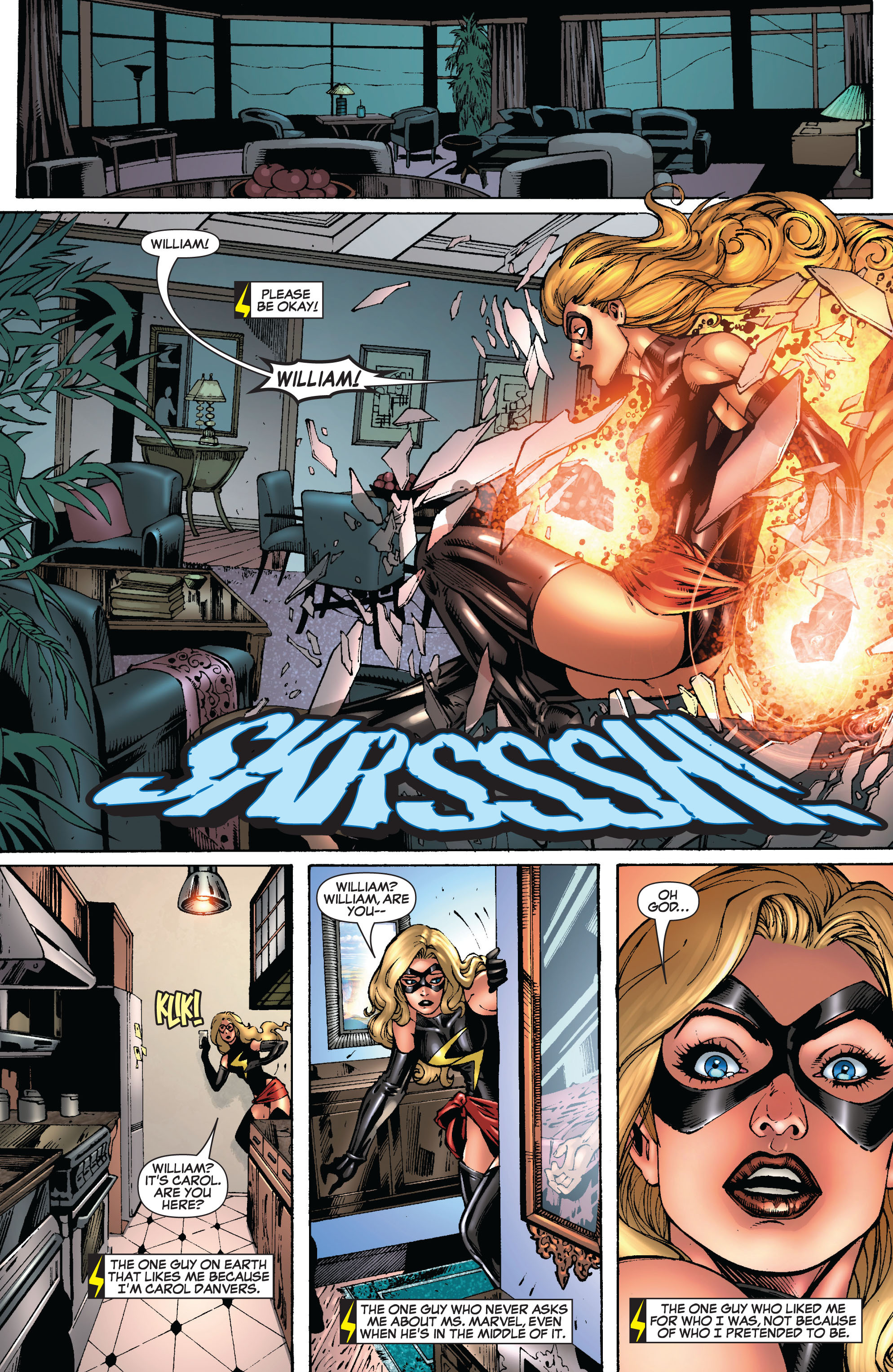 Read online Secret Invasion: The Infiltration comic -  Issue #8 - 30