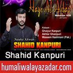 http://www.humaliwalayazadar.com/2017/10/shahid-kanpuri-nohay-2018.html