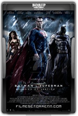 Batman vs Superman Versão Estendida Torrent Dual Áudio (2016) HDRip AVI