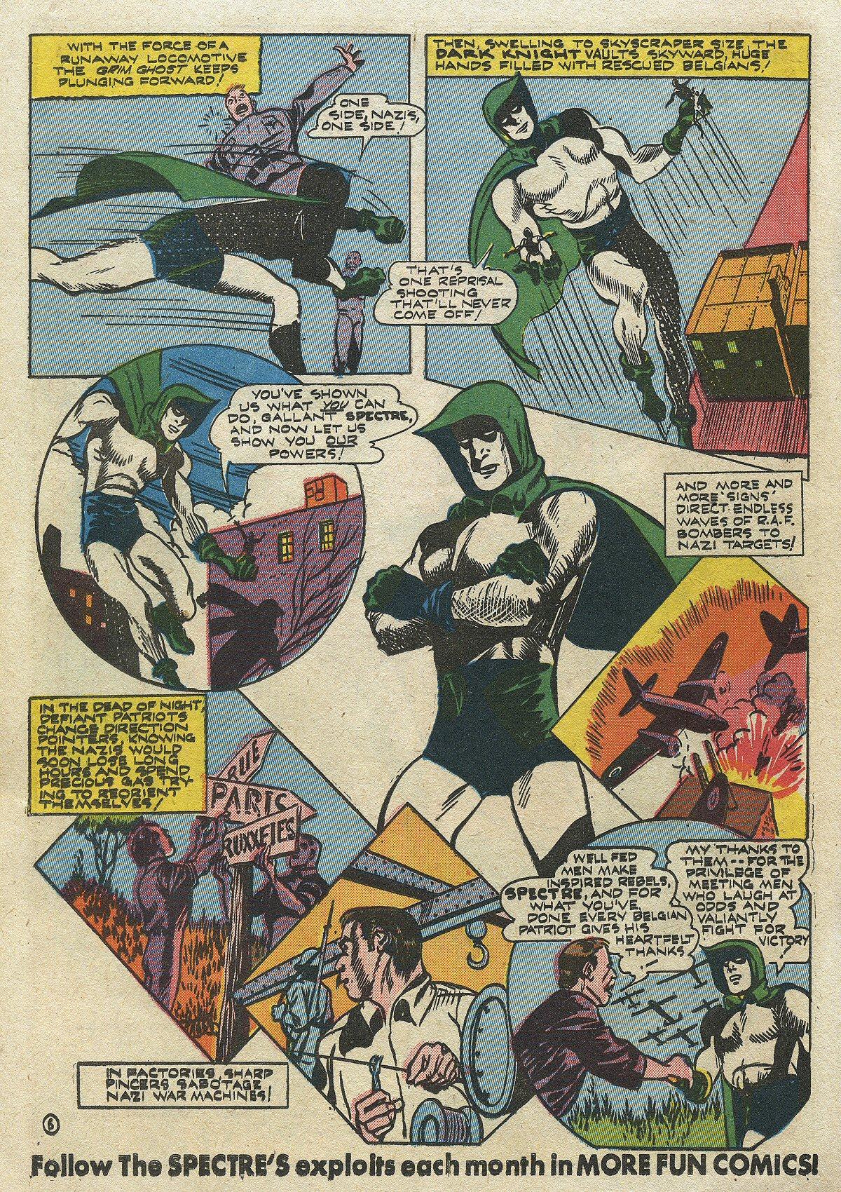 Read online All-Star Comics comic -  Issue #14 - 47