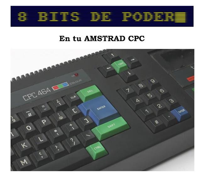Nace una nueva herramienta de programación de juegos para Amstrad CPC, 8BP