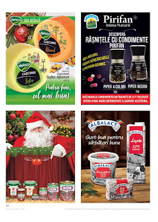 CATALOG KAUFLAND 19 -  24 decembrie 2018 oferte lactate Napolact