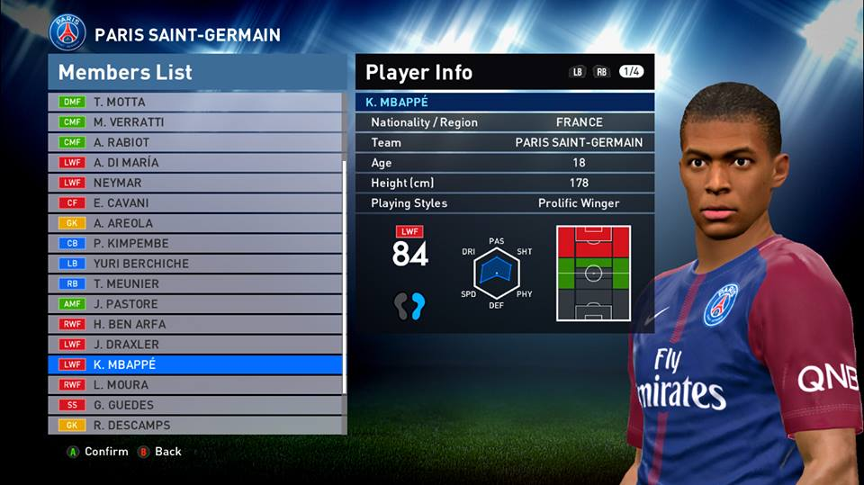 Pes 2016 Ps4 Option File Free Download - ▷ ▷ PowerMall