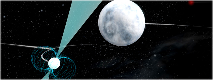 3 estrelas zumbis podem derrubar teoria da relatividade geral de Einstein