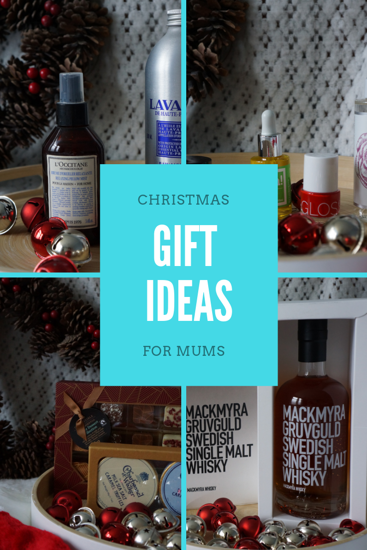 Christmas gift ideas for mums - pampering, home comforts, consumables and subscription services, all little things to bring joy into mums lives.