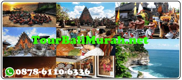 Tempat Menarik yang akan dikunjungi selama Ubud - Uluwatu Tour