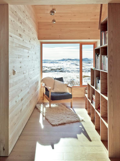 Image result for warm scandinavian interiors cabin