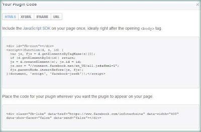 facebook-like-box-code