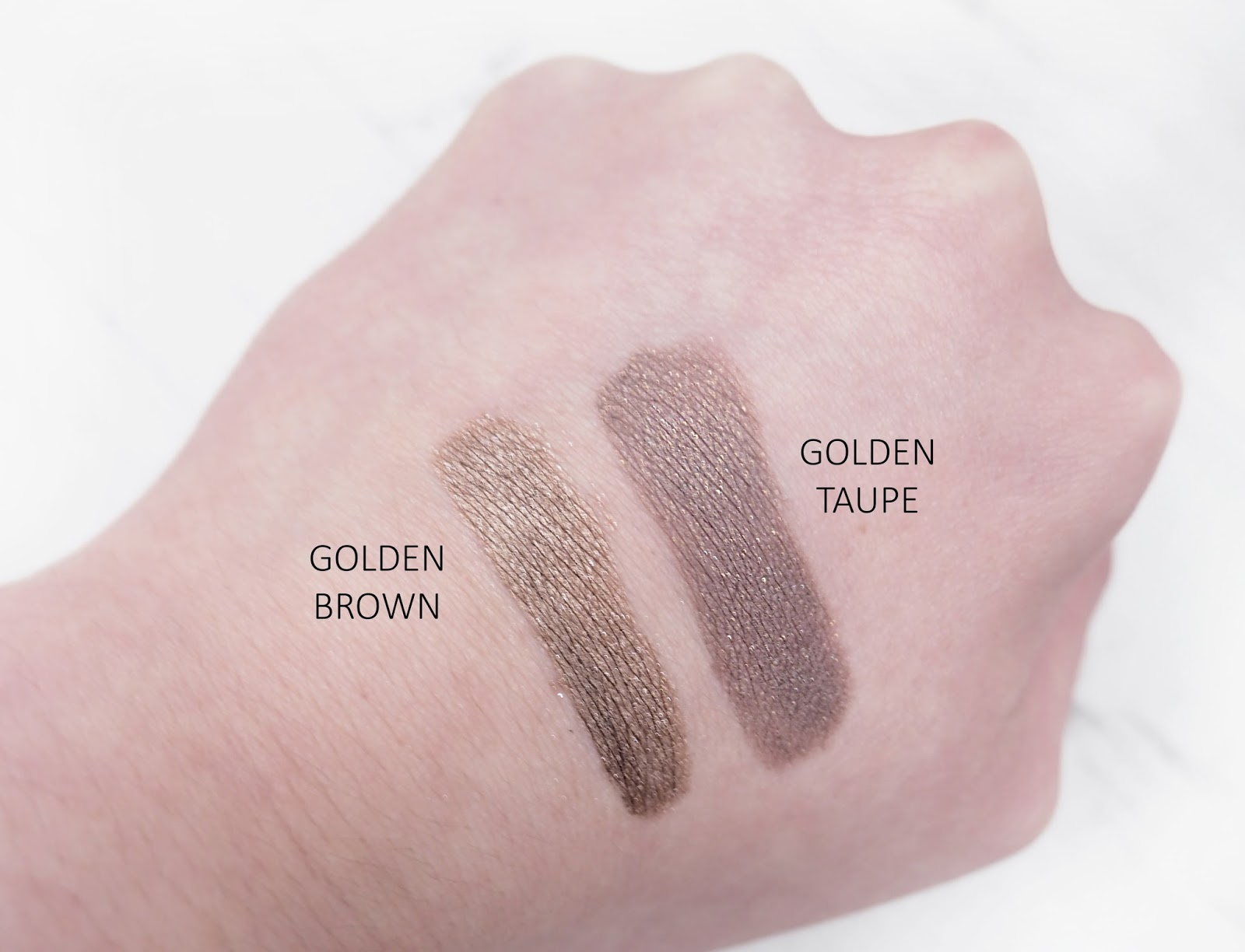KIKO Long Lasting Stick Shadow Golden Brown Golden Taupe Swatch