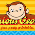 Curious George Party Printables - FREE