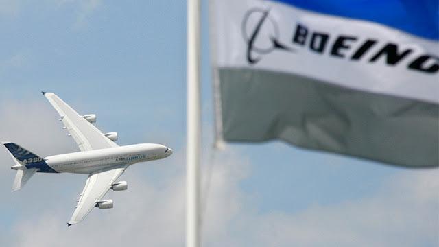 Boeing afirma que no entregará aeronaves a Irán
