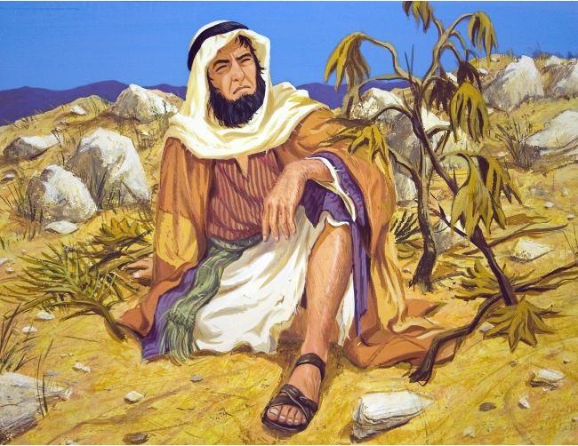 Krótka refleksja w świetle Biblii: Uwaga, Jonasz!