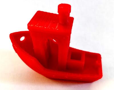 3D-Druck mit Layerhöhe 0,2 mmm