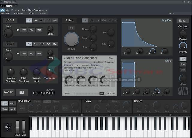 Presonus Studio One Pro Full Version