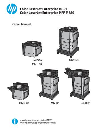 Manuales de Jvare: Manuales Impresora HP Color LaserJet