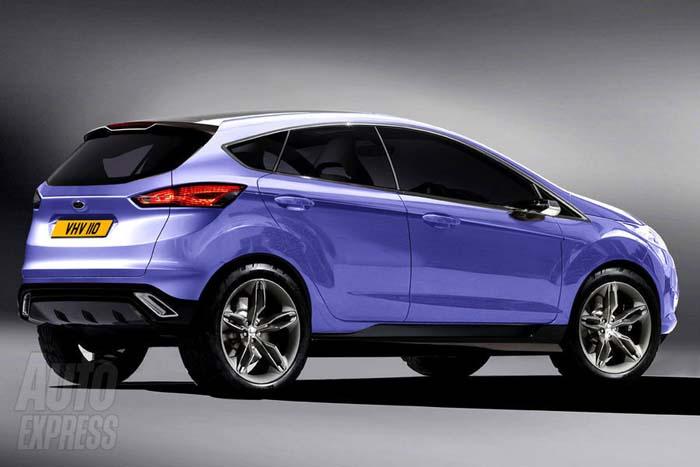 novo ford fiesta suv chega em 2012 com op o de tra o 4x4 car blog br. Black Bedroom Furniture Sets. Home Design Ideas