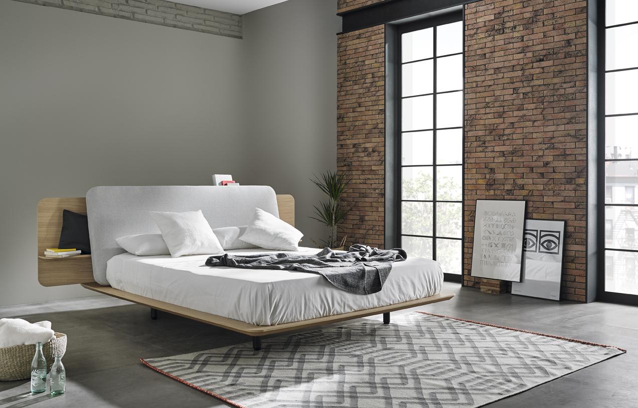 Gdzie umieścić schowek w łóżku?