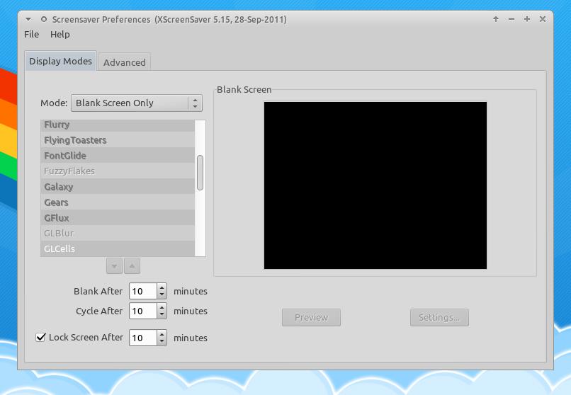 Ubuntu Buzz !: How to Enable Lock Screen on Xubuntu