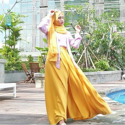 Model Baju Masa Kini Style