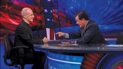 Colbert and Martin