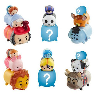 Disney Tsum Tsum Series 4 9-Packs wave 4