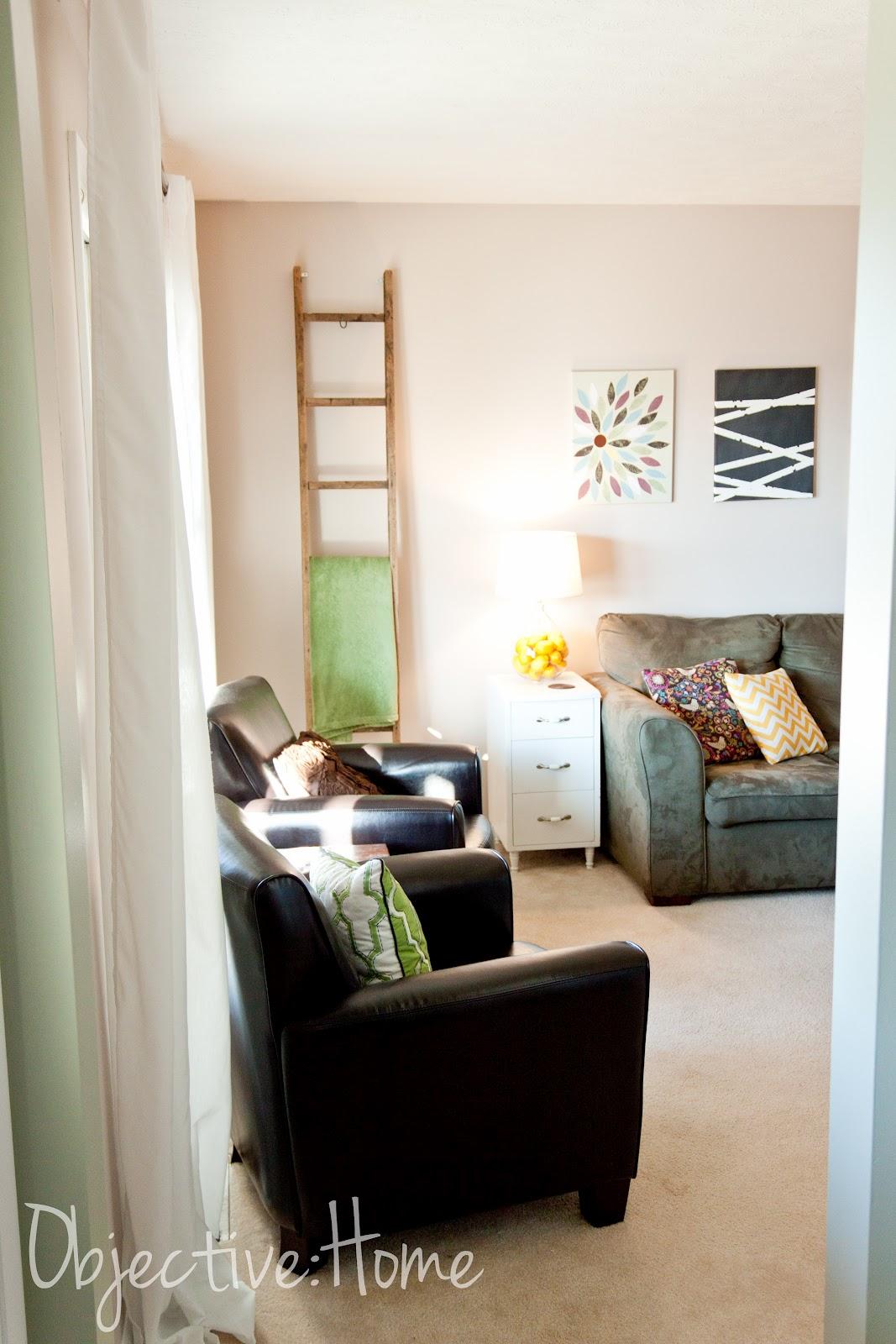 Objective Home Paint Colors