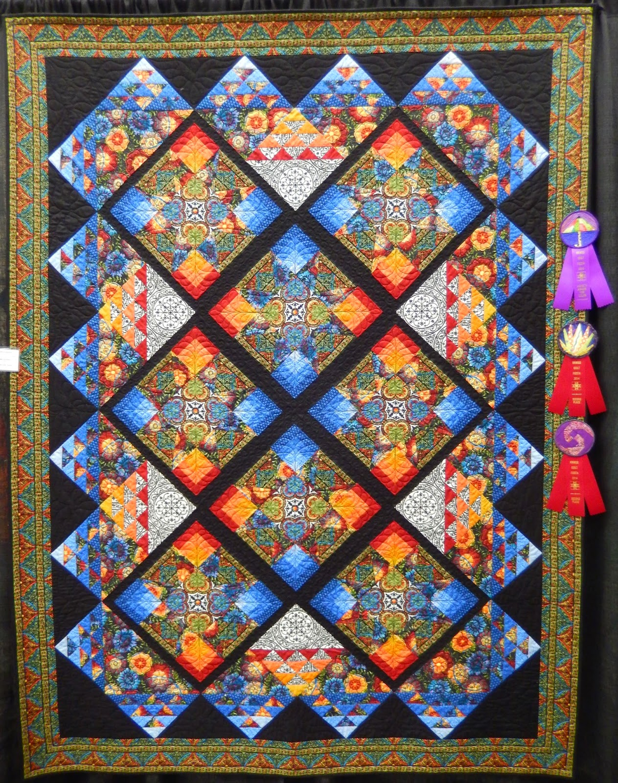 Quilting Mod Quilt Fiesta Traditional Quilts