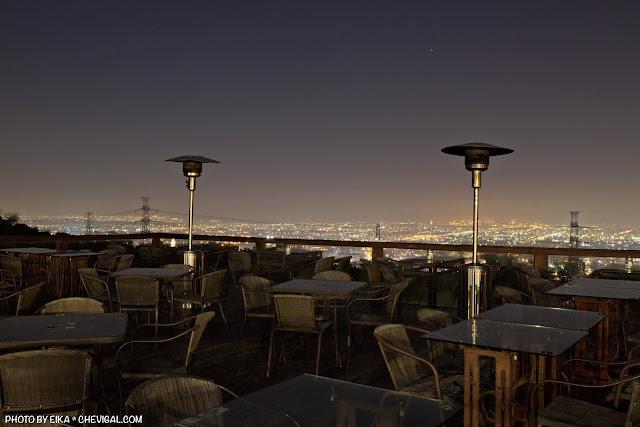 MG 9074 - MITAKA 3e CAFE龍貓夜景咖啡,夜裡的黃金森林好迷人,浪漫夕陽與美麗夜景盡收眼底
