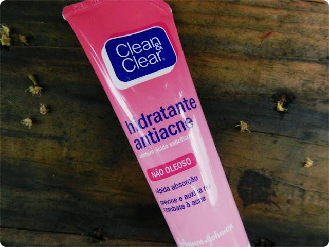 hidratante de rosto clean clear