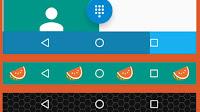 Personalizzare la barra di navigazione di Android