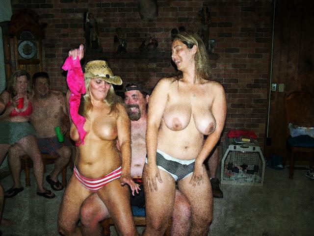 Жена голая после вечеринки — photo 8