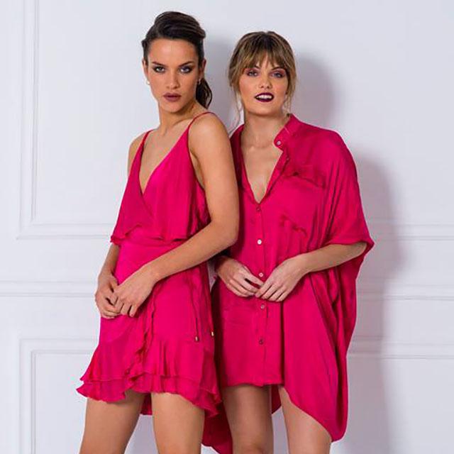 Ropa de moda, looks tendencia verano 2018 para mujer.