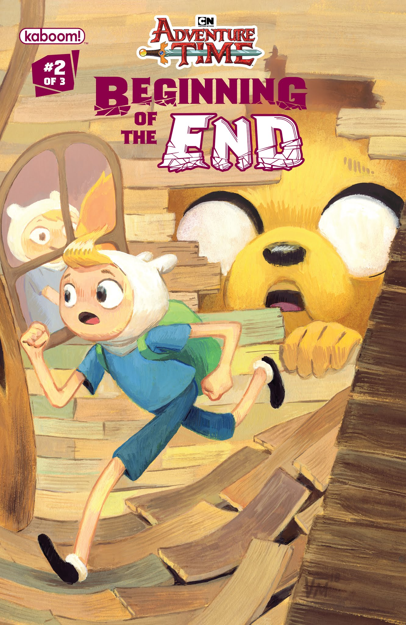 Adventure Time: Beginning of the End 2 Page 1
