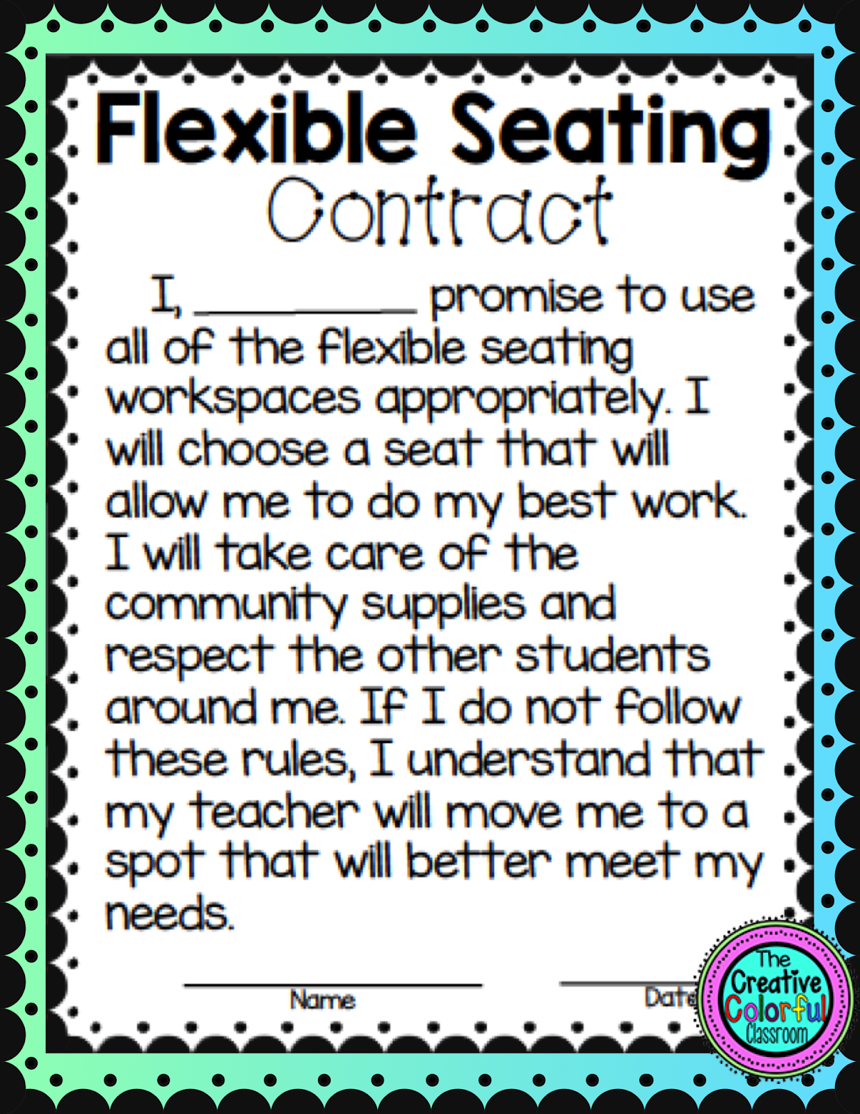 How Flexible Seating Transformed My Classroom