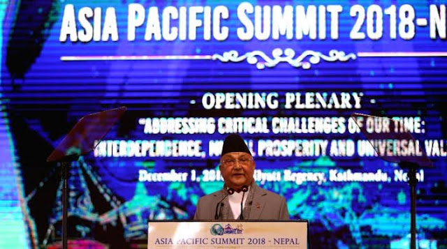 Asia Pacific Summit 2018 begins in Kathmandu