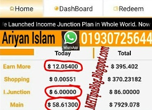 CHAMPCASH DAILY EARNING