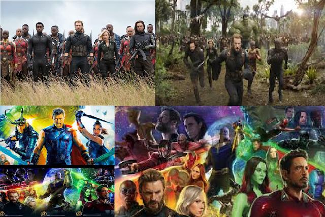 Avengers Infinity War 2018 BluRay Dual Audio Full Movie ...