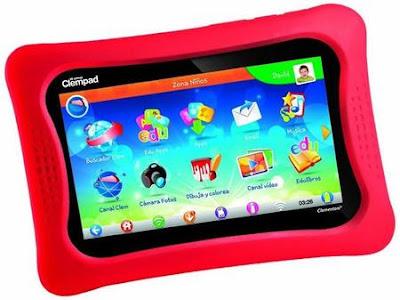 Los beneficios de las Tablet para niños