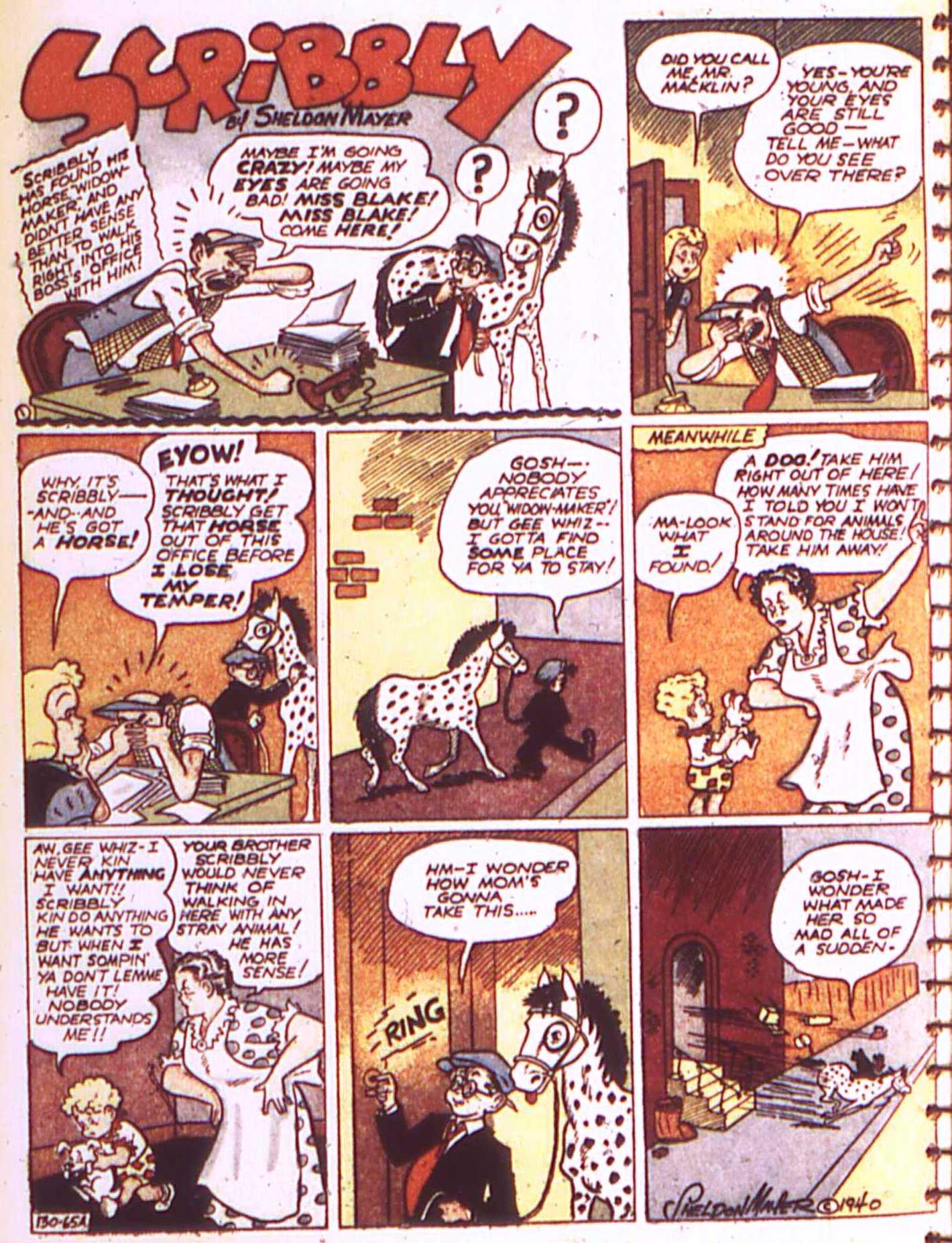 Read online All-American Comics (1939) comic -  Issue #17 - 54
