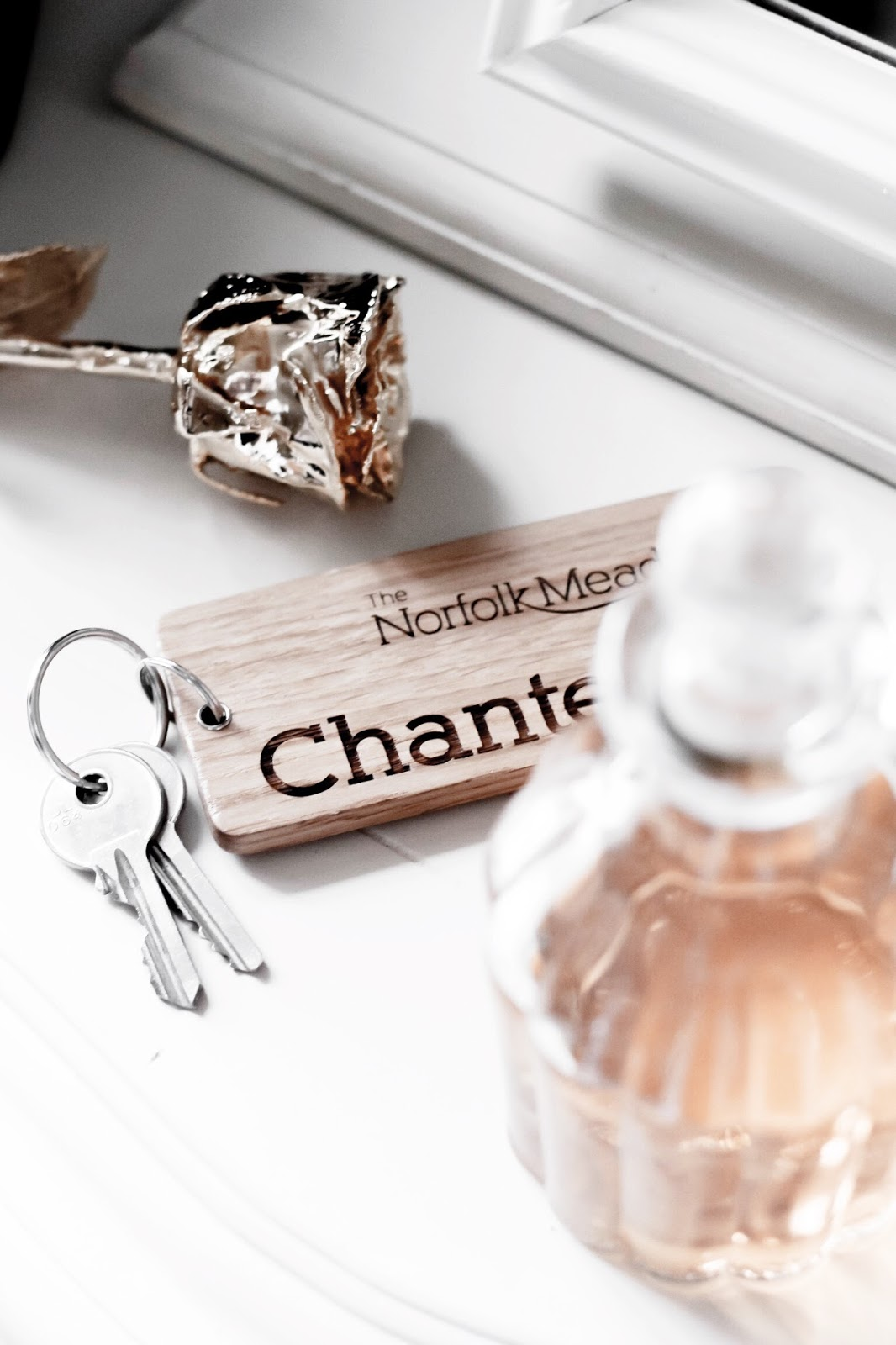 The Norfolk Mead Hotel Chanterelle Suite Keys