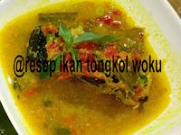 MasakanKhas Manado Ikan Tongkol Woku Enak