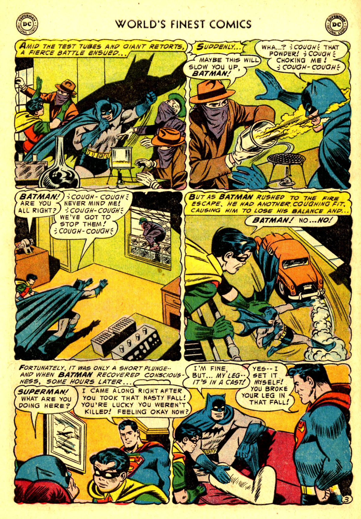Read online World's Finest Comics comic -  Issue #75 - 5