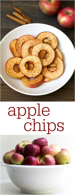 Homemade Apple Chips Recipe