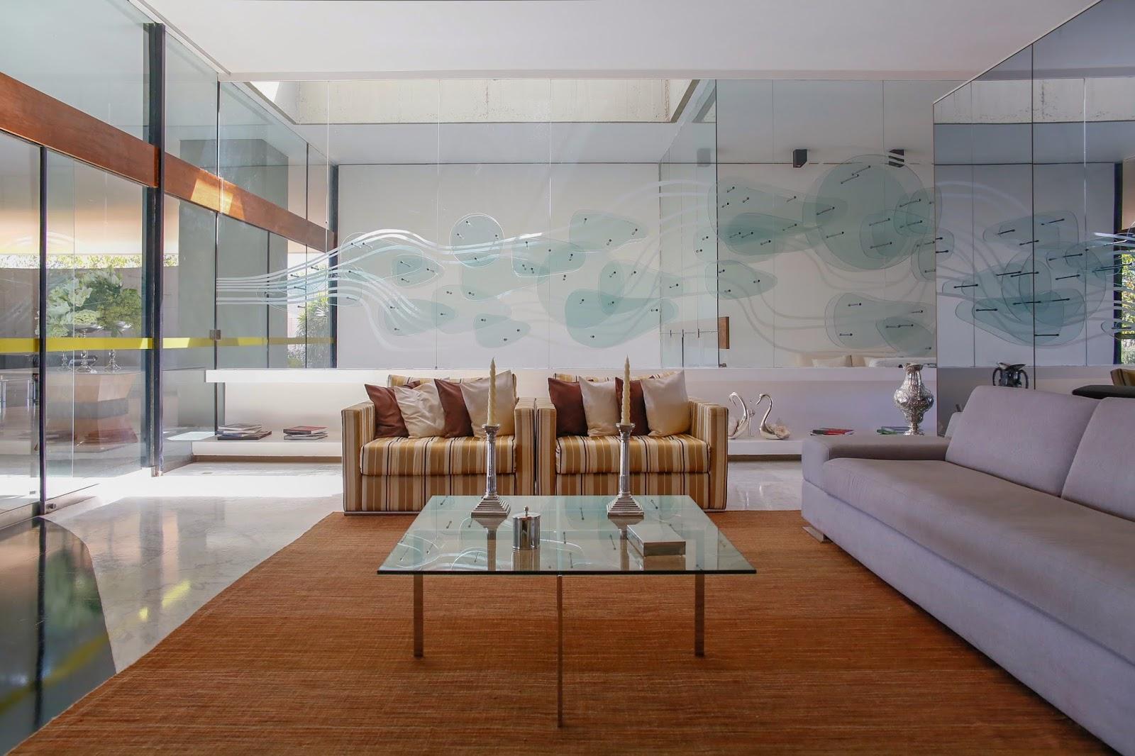 Filosofia de interiores revista habitat bras lia for Sala de estar palacio