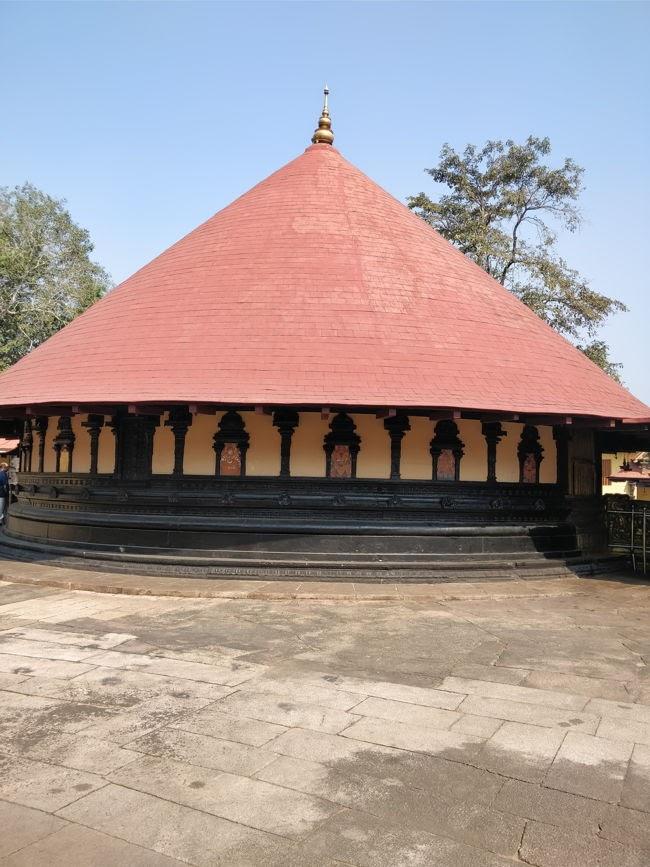 Sri Vallabha Temple Sanctum Sanctorum
