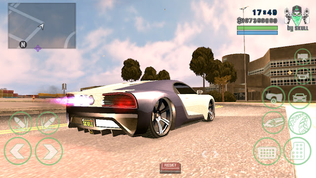 Project V Max (Complete Edition) Mod Pack GTA SA Android GTA V cars mod pack