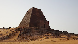Its possible to go inside the pyramids