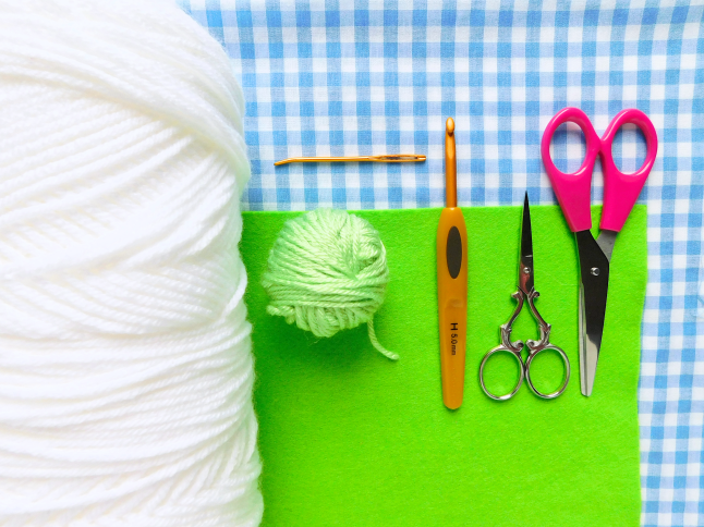 GOT7 Fan Stick Plush Crochet Pattern